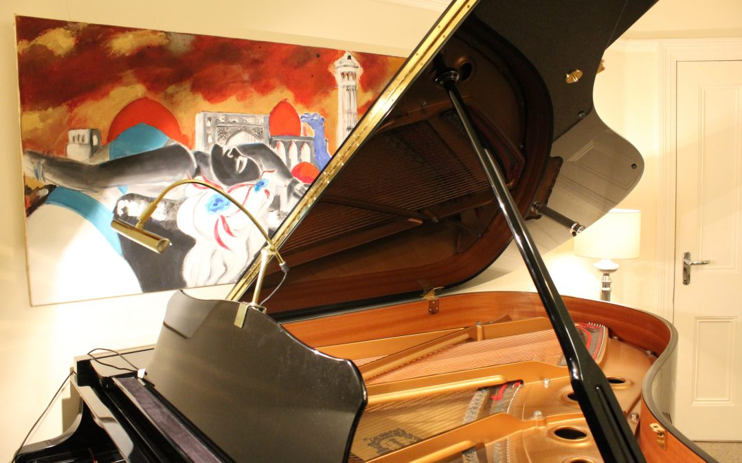Teaching piano – Comprehensive approach