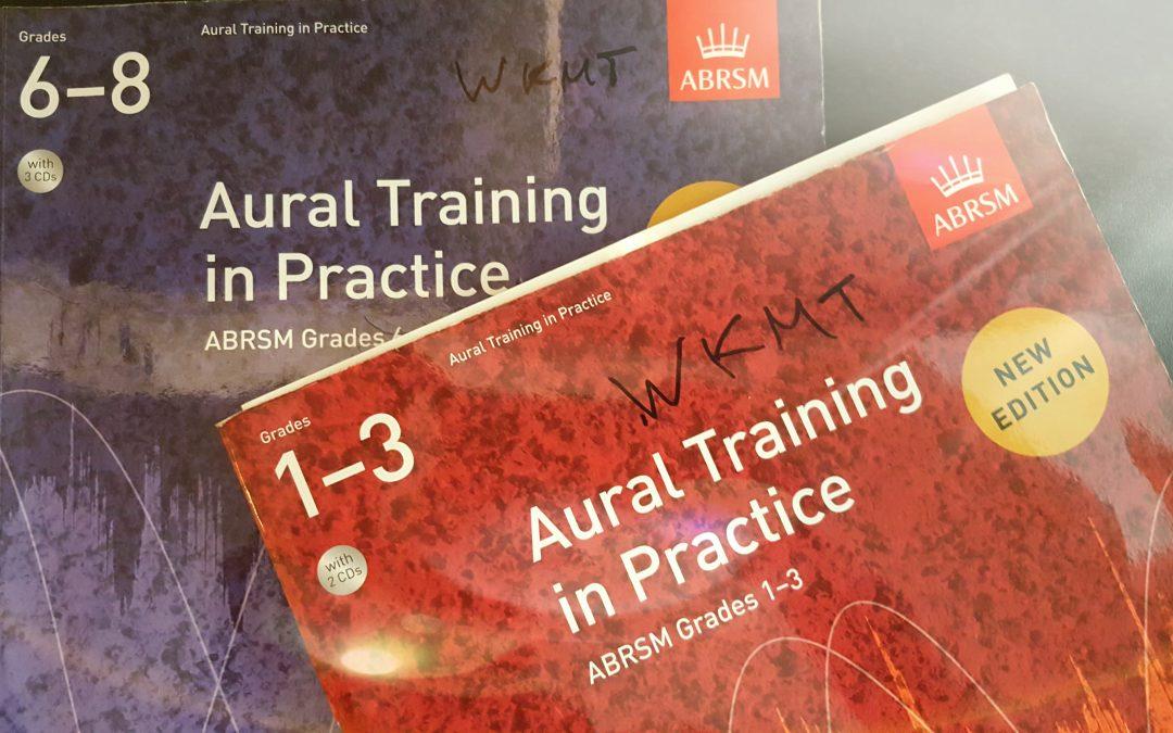 Aural Training for ABRSM
