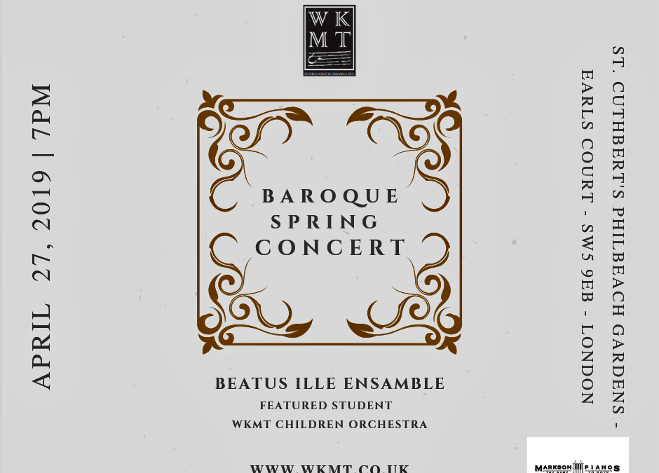 Baroque Live Music in London